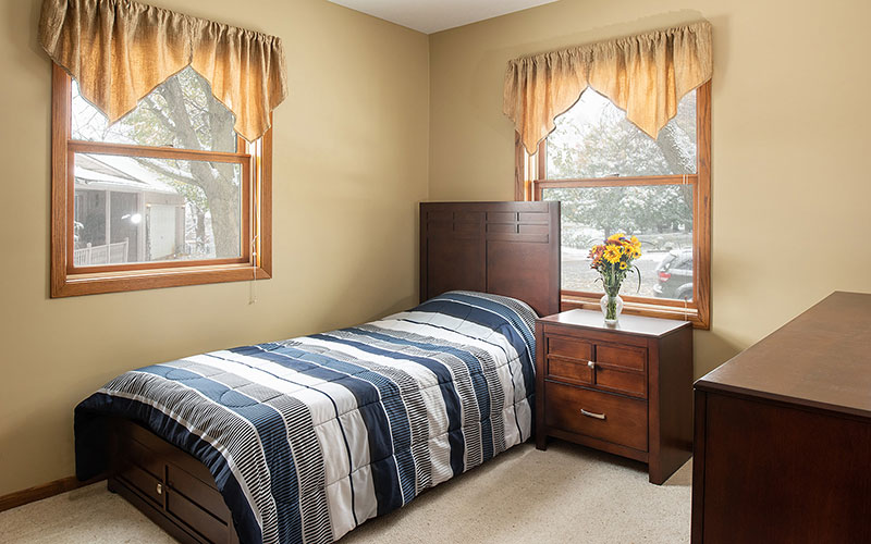 Judd Bedroom