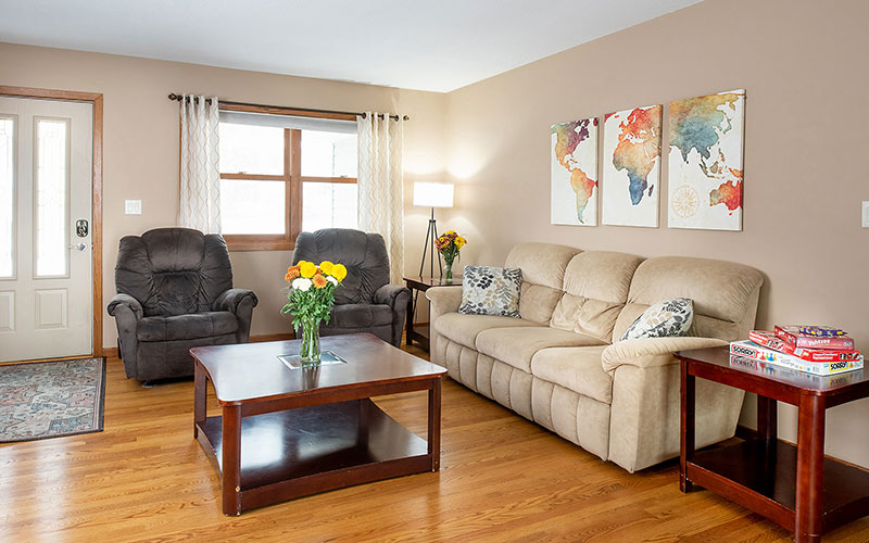 Judd Living Room